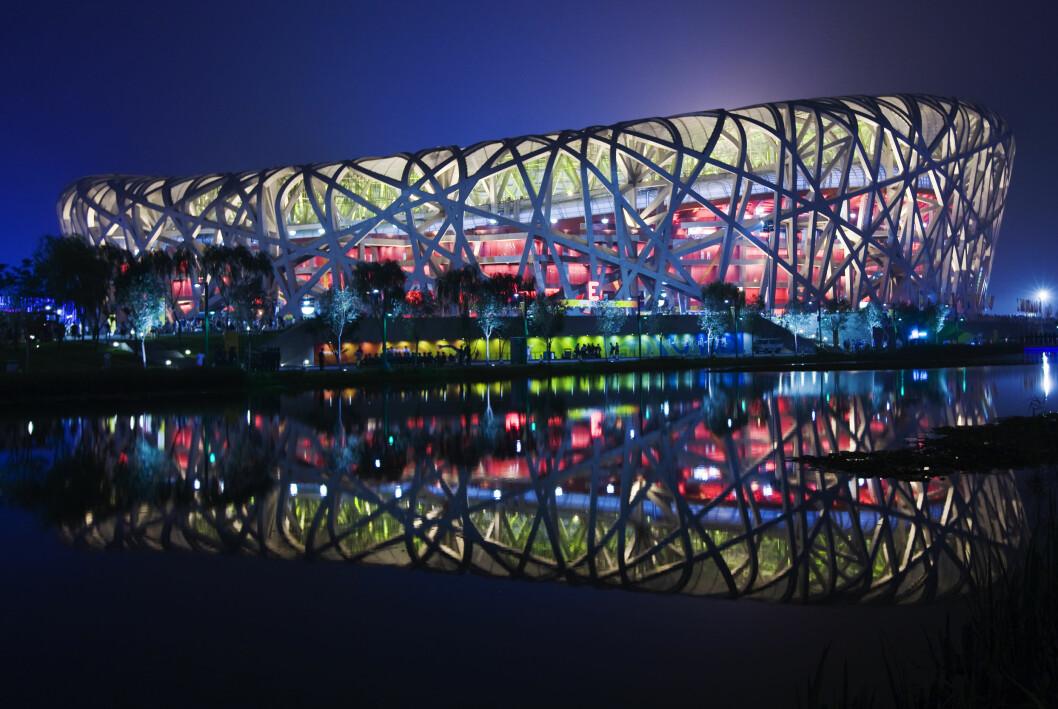 Fågelboet, OS Peking 2008