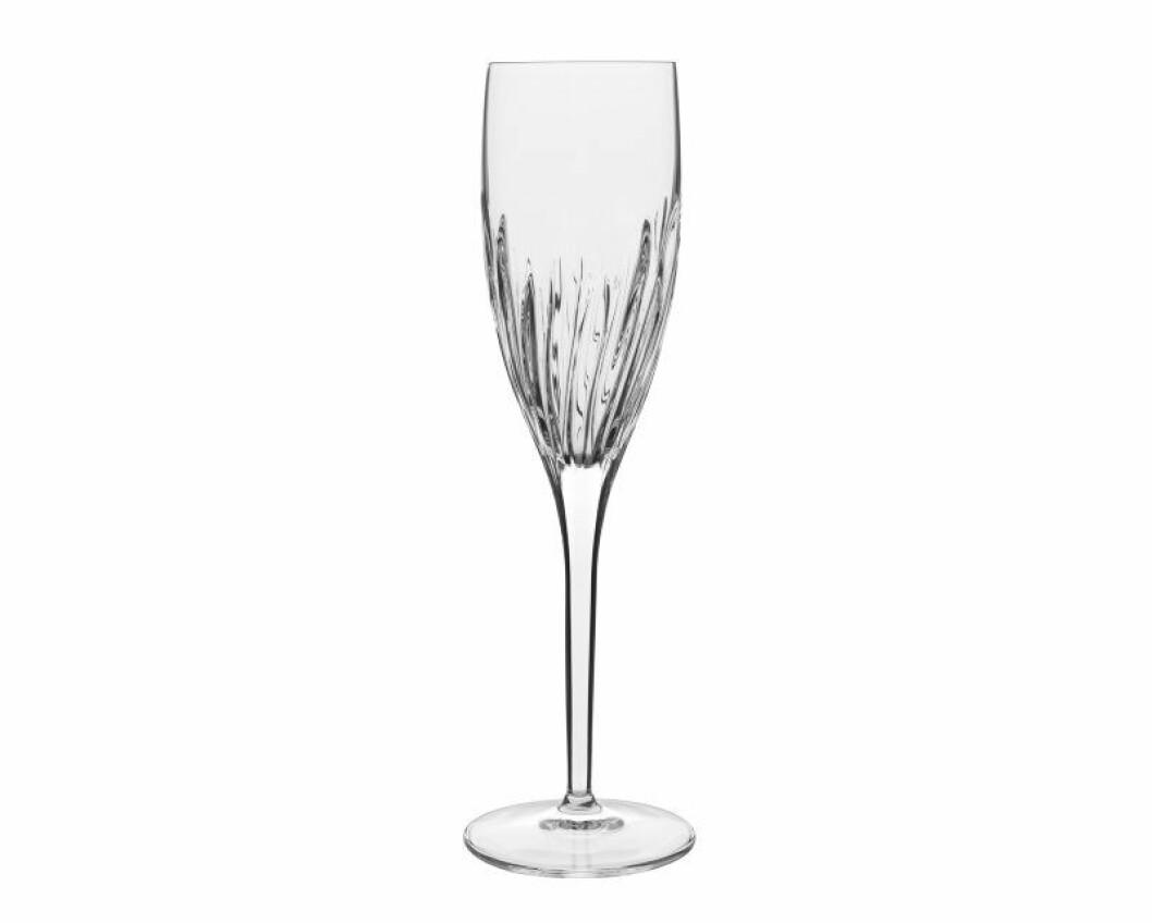 Champagneglas Incanto, Luigi Bormioli.