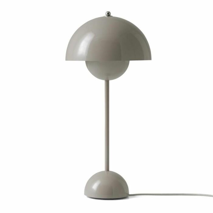 flowerpot bordslampa