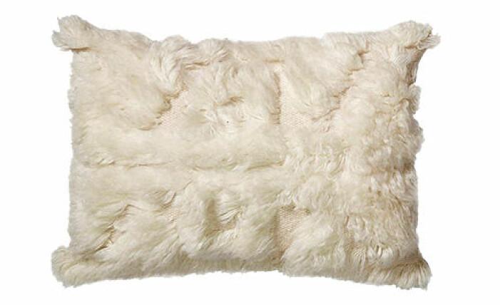 fluffig kudde