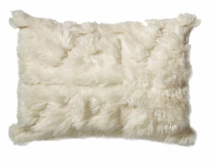 fluffig kudde från classic collection