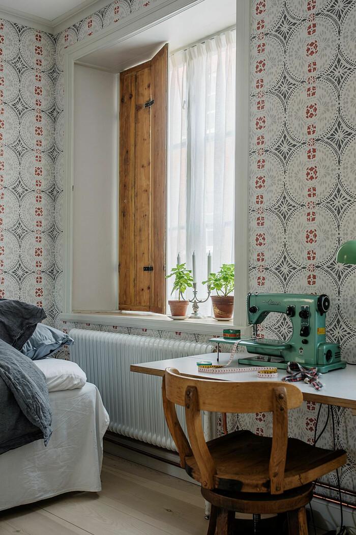 fönsterluckor i original