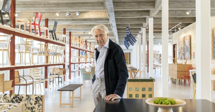 Åke Axelssons utställning på Stockholms Auktionsverk
