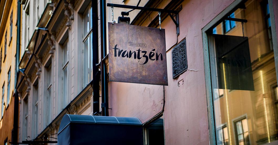 Restaurang Frantzén är den enda svenska reastaurangen med tre stjärnor i Guide Michelin.