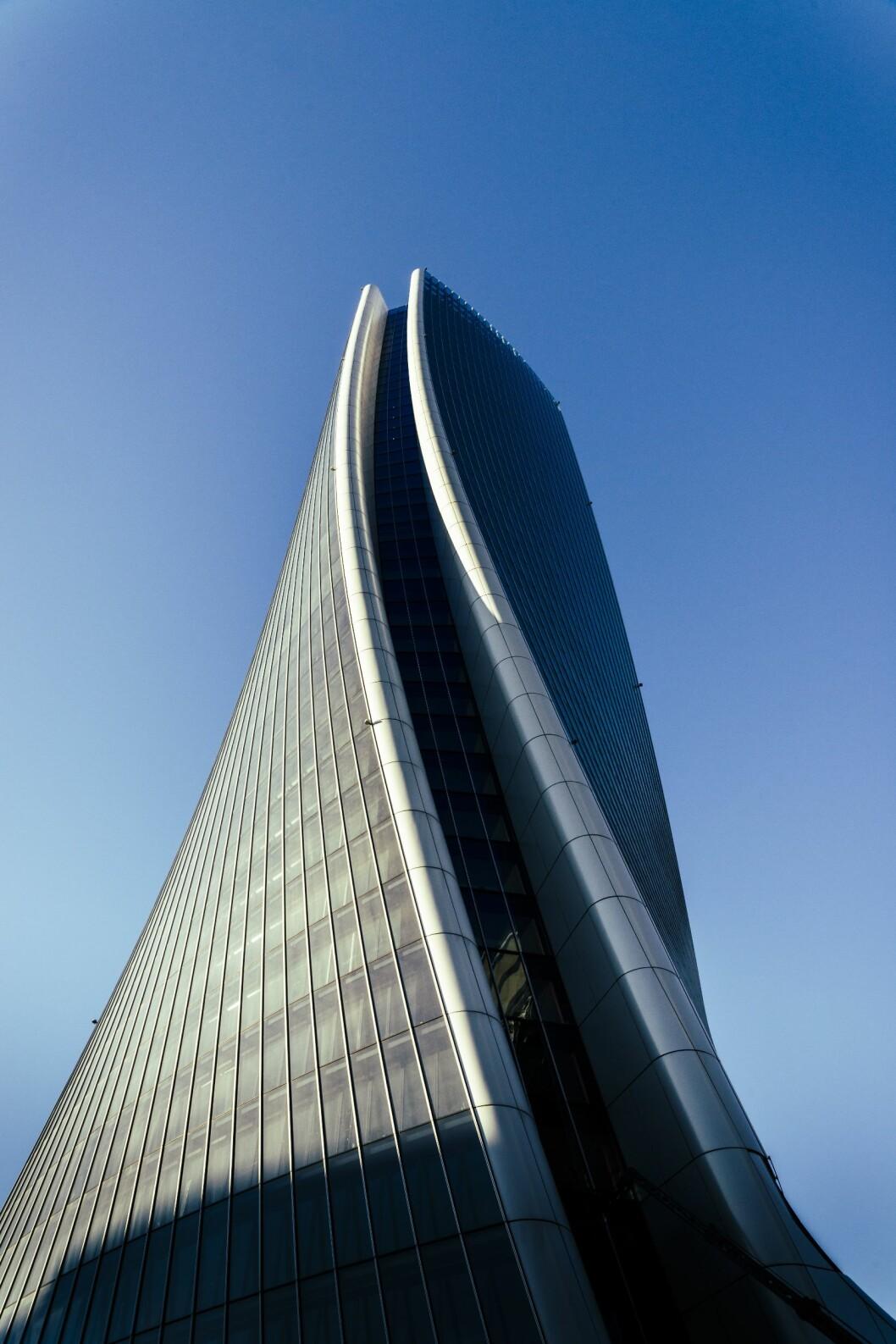 Generali Tower, Italien