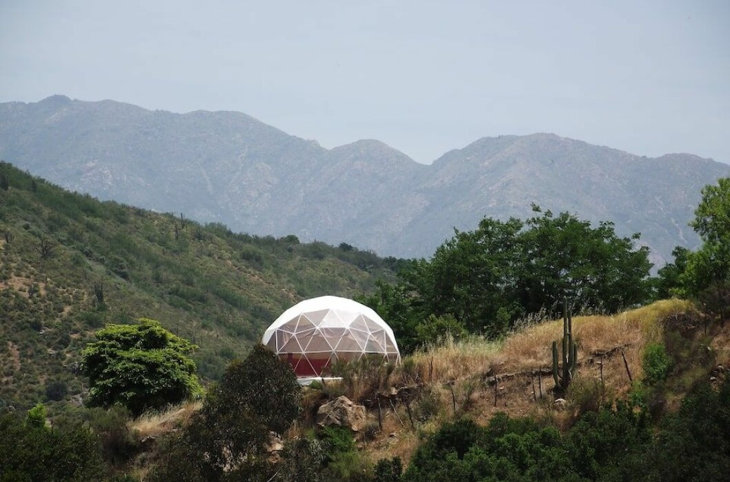 Geodesic Dome i Chile