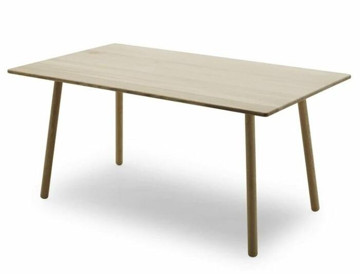 Matbord från Skagerak