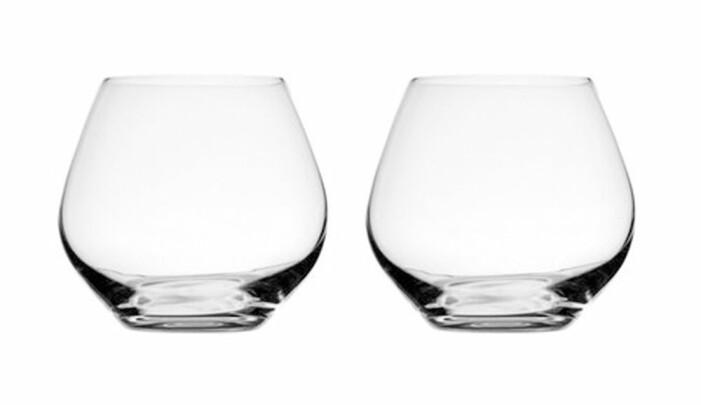 vinglas och vattenglas från designtorget
