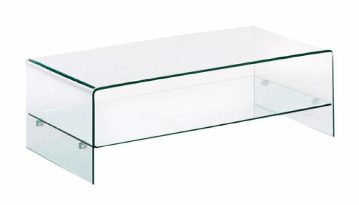 transparent glasbord