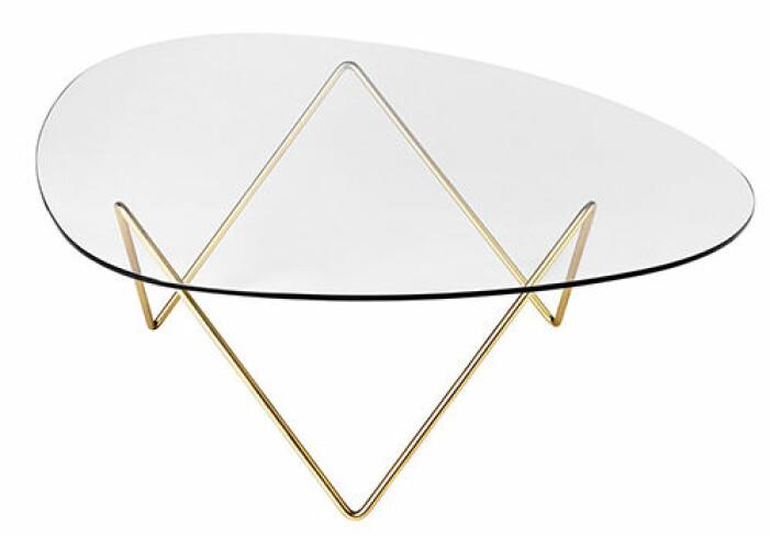 glasbord från gubi
