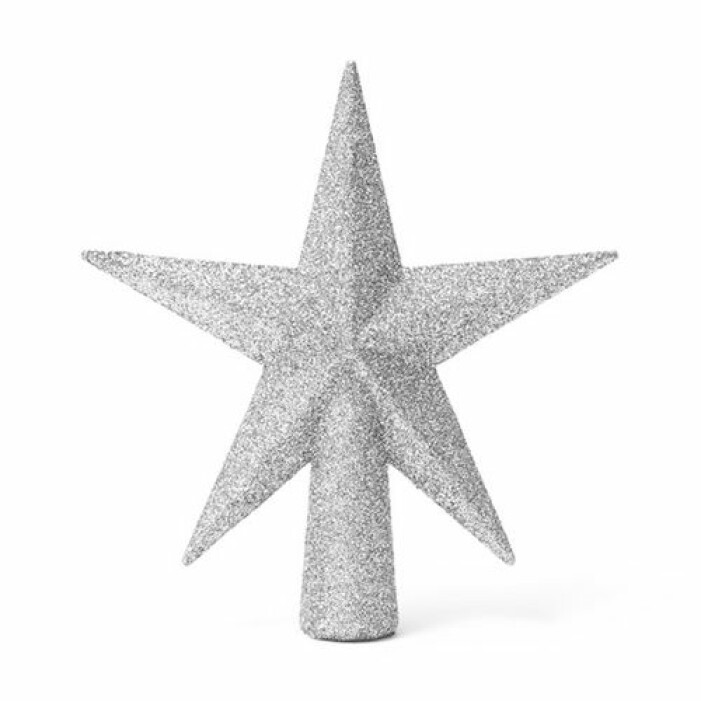 Glittrig toppstjärna, Åhléns