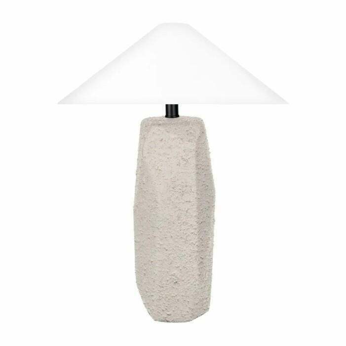 stylische und trendige Tischlampe