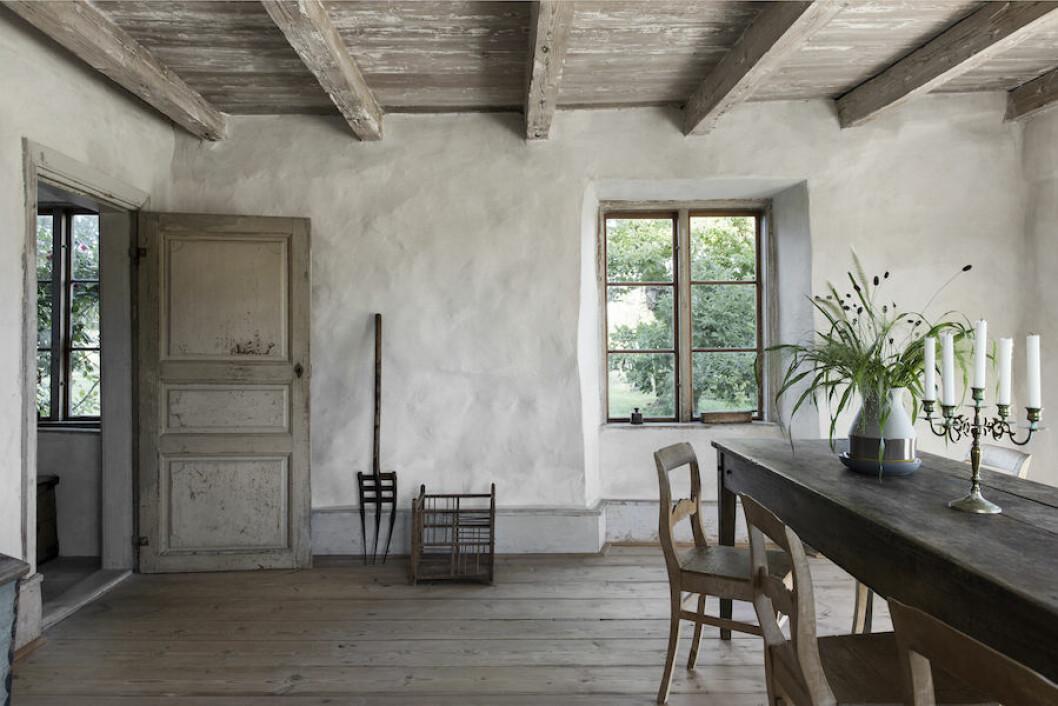 Antikfynd hemma hos paret Lindskog-Sundström på Väte, Gotland.
