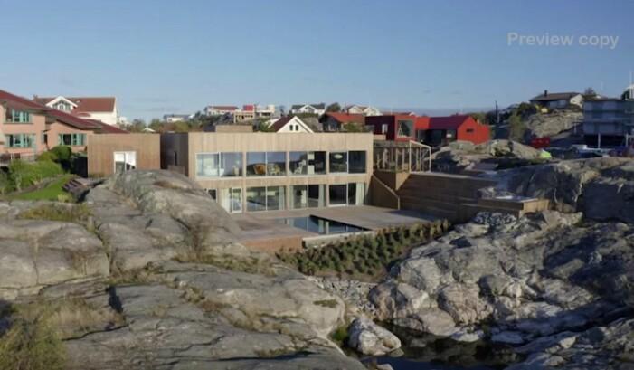 Gert Wingårdh är arkitekten bakom villan i Bohuslän i Grand designs avsnitt sex