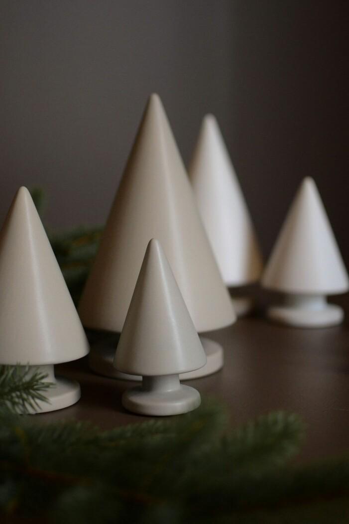 dekorationsgran jul