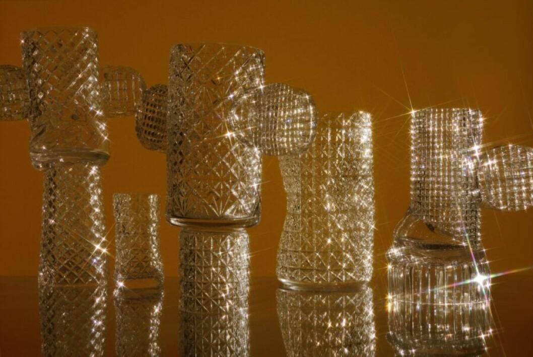 Kristallglas av Simon Klenell