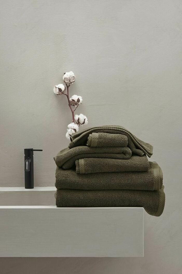 handdukar set