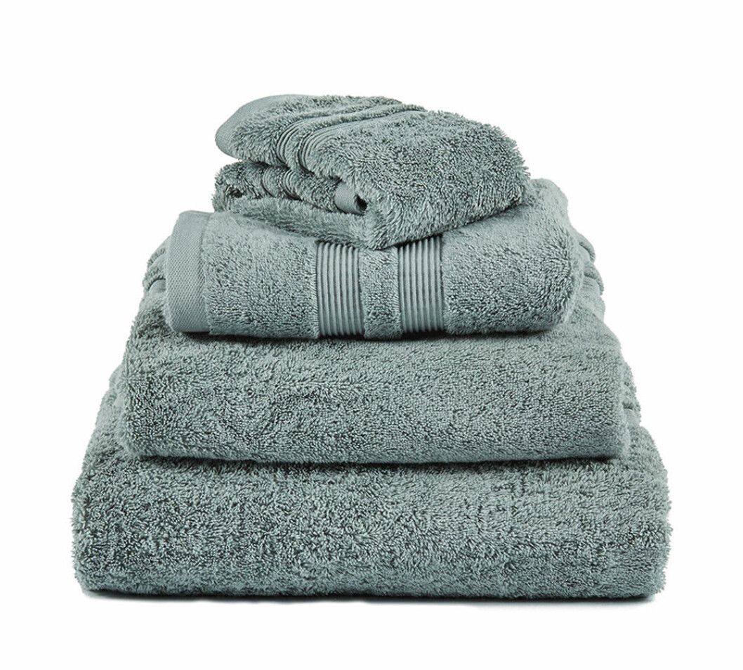 handdukar i ekologisk bomull från mille notti