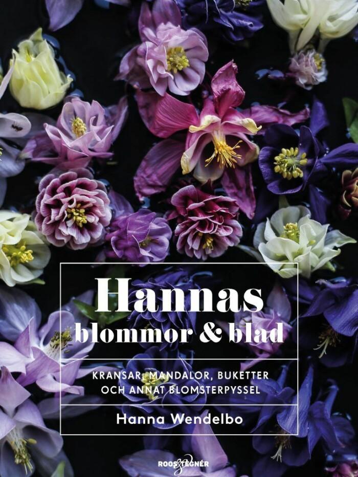 Hannas blommor och blad av Hanna Wendelbo