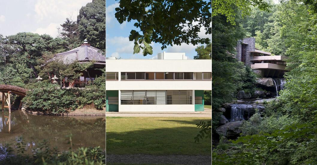 5 mest imponerande villorna i världen enligt arkitekten Thomas Sandell
