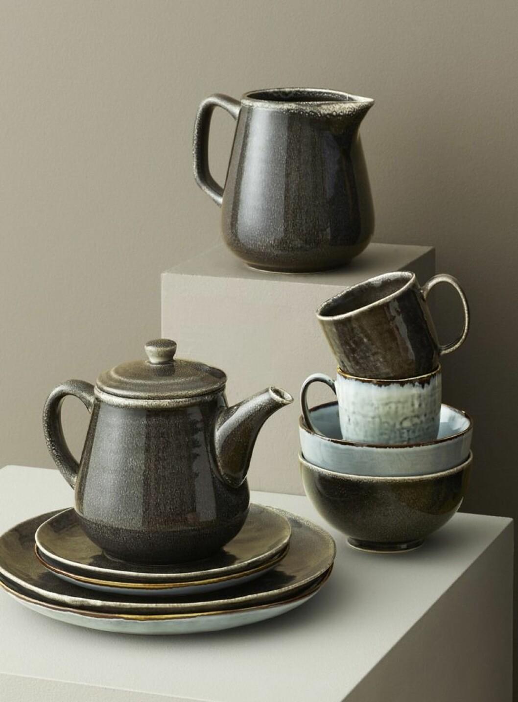 åhléns jul keramik
