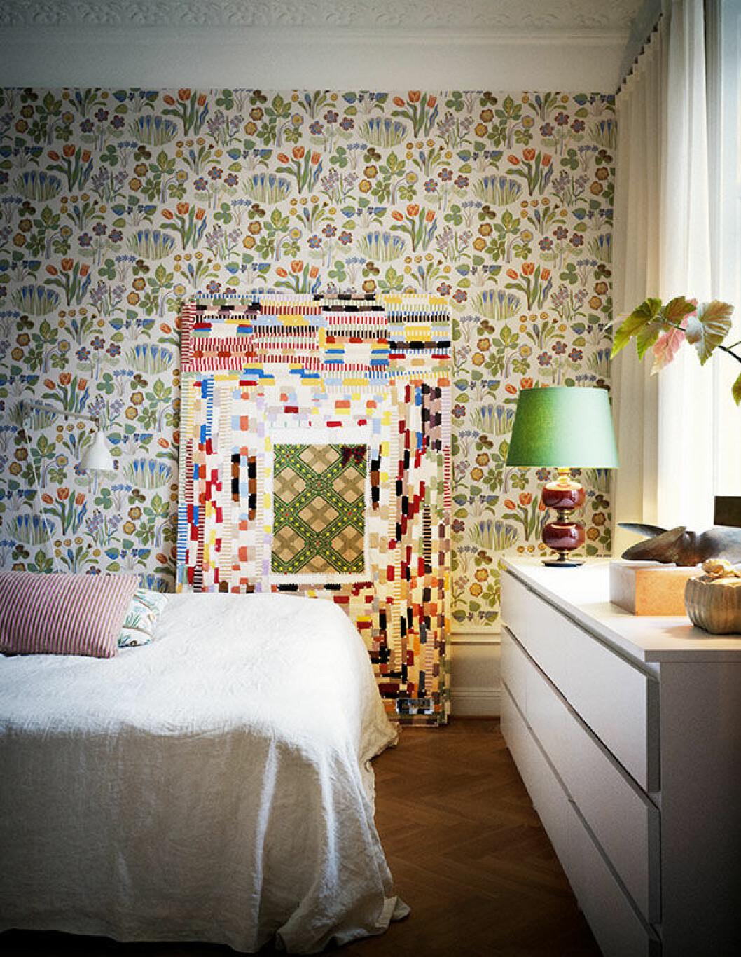hemma hos cilla ramnek sovrum