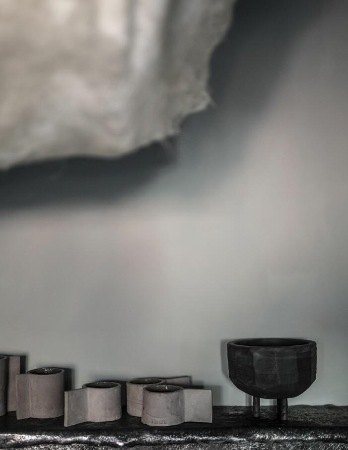 Hemma hos formgivaren Lucas Morten