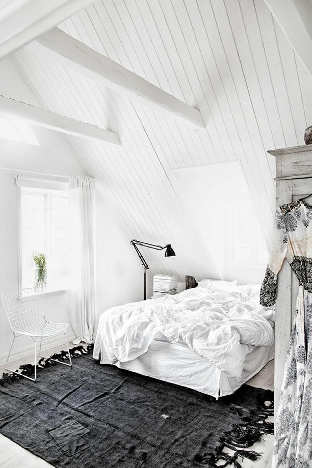 hemma hos fru stilista sovrum