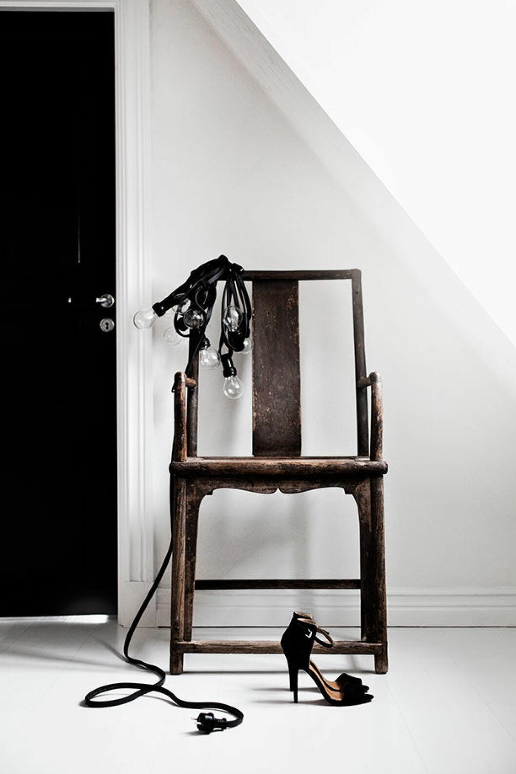 hemma hos fru stilista stol