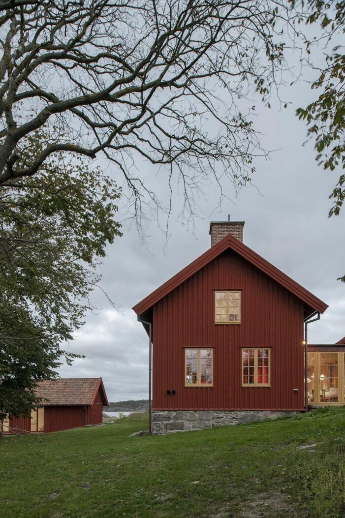 Hemma hos Gert Wingårdh på Äggdal