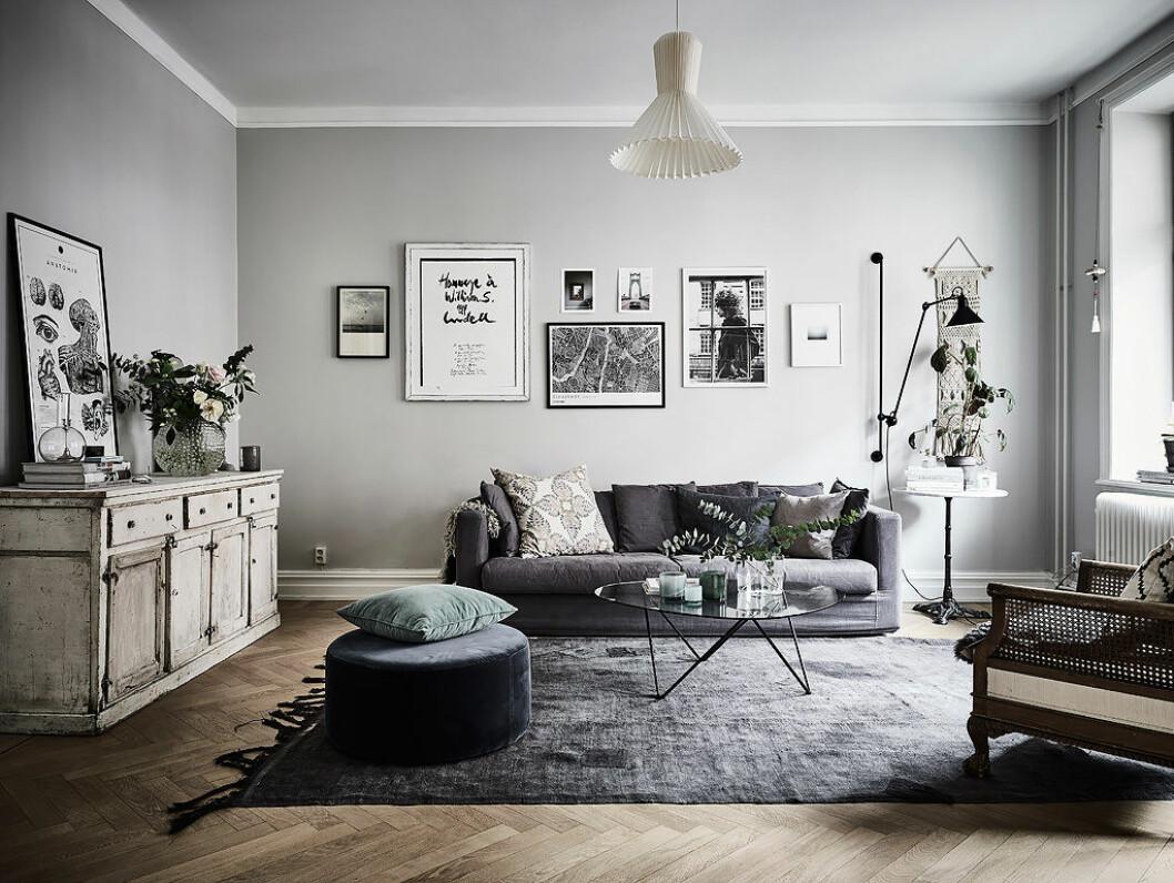 Hemma hos Johanna Bradford foto Anders Bergstedt