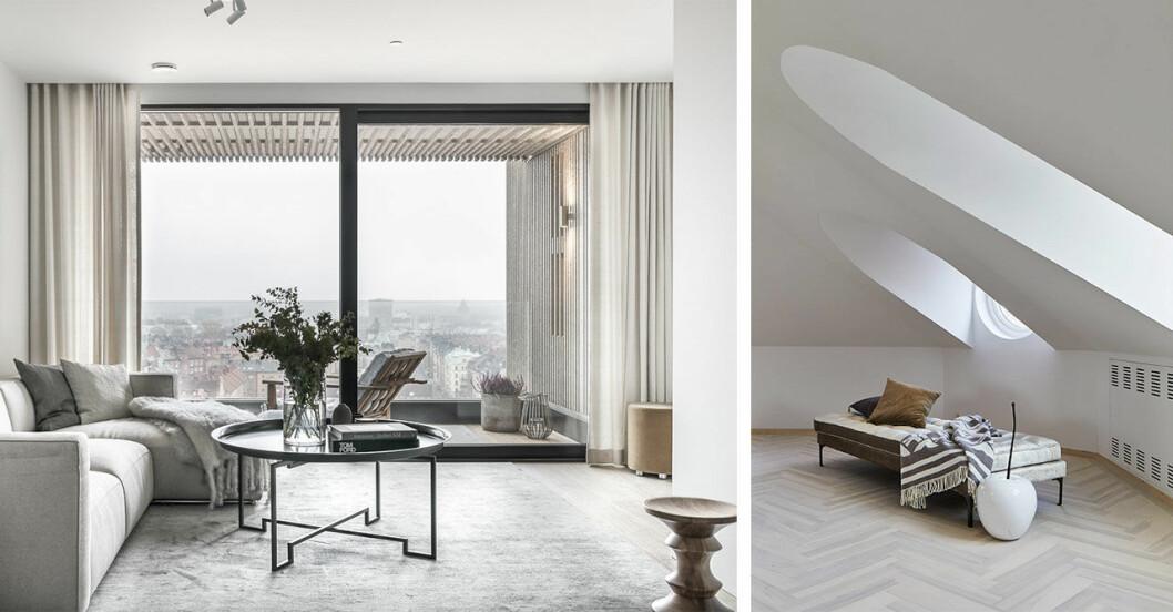 hemmets dyraste lägenheter