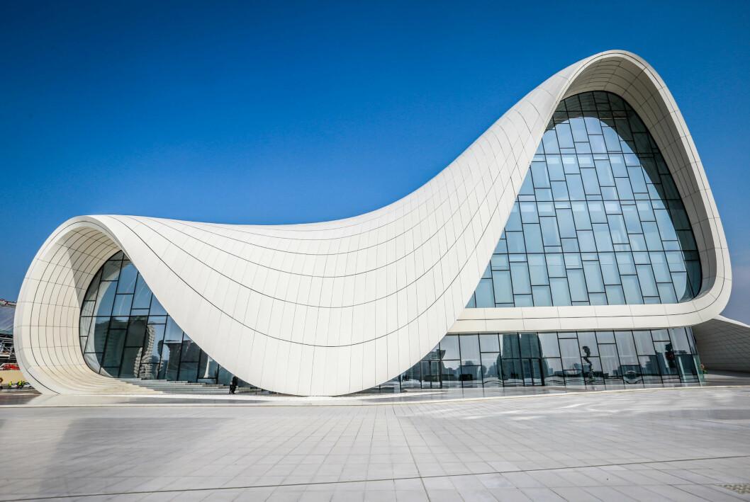 Heydar Aliyev Centre, Azerbadjan
