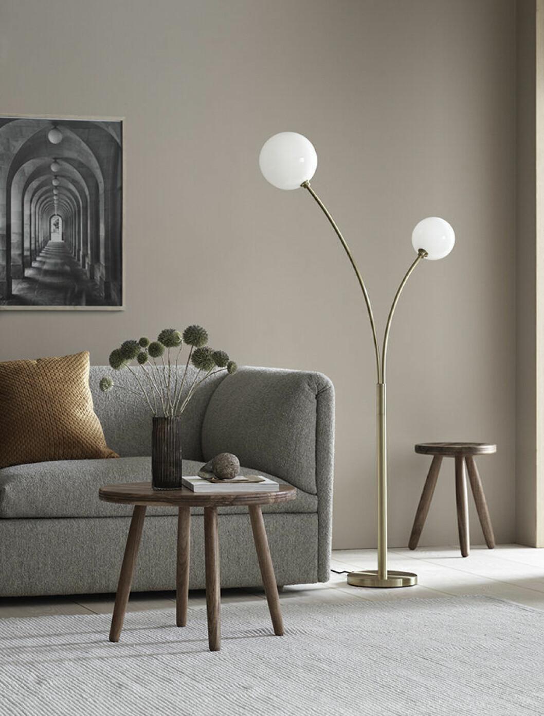 Ny golvlampa från H&M Home hösten 2019