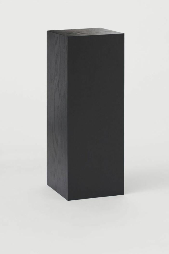 H&M Home höstkollektion, piedestal