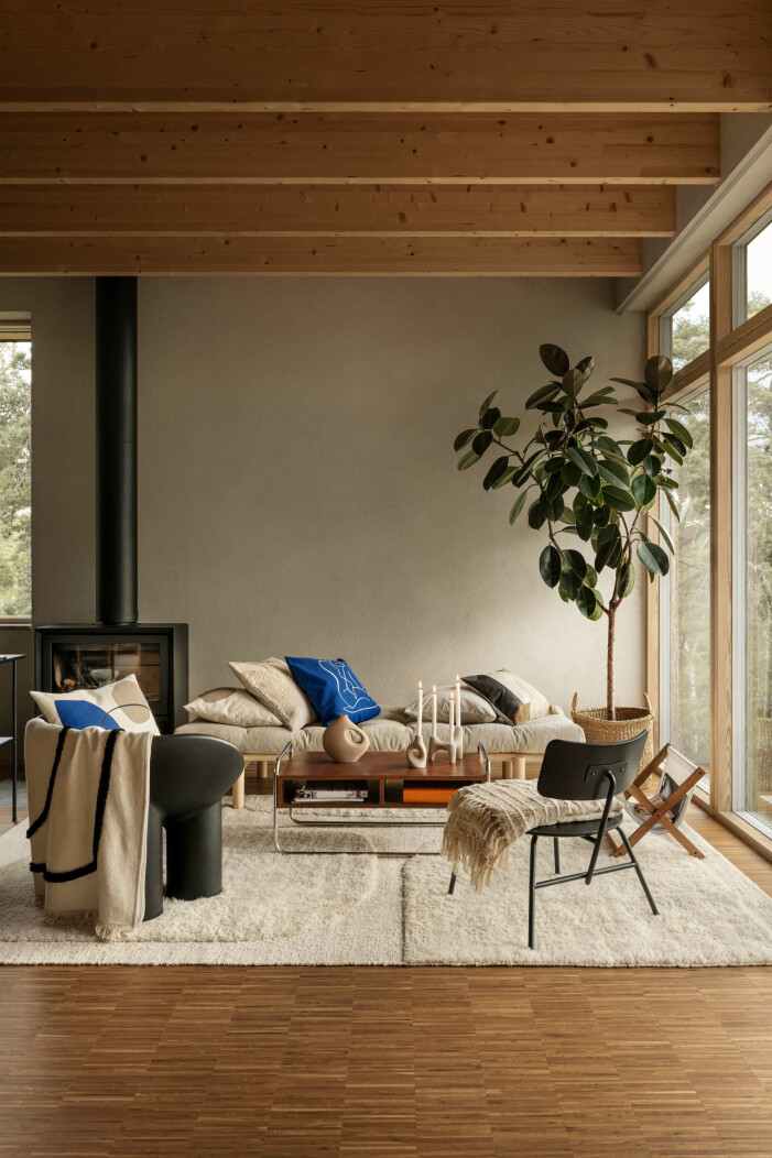H&M Home höstnyheter 2021, vardagsrum