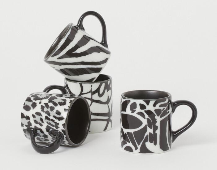 Diane von Furstenberg x H&M Home espressokoppar