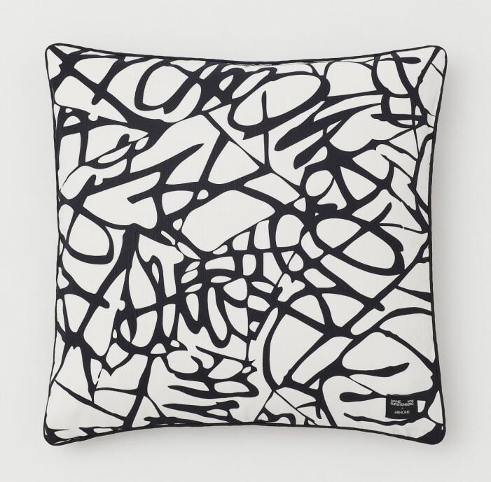 Diane von Furstenberg x H&M Home kudde