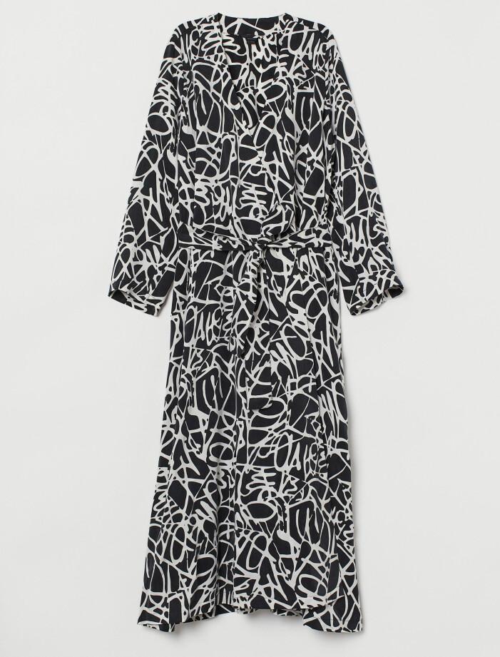 Diane von Furstenberg x H&M Home morgonrock