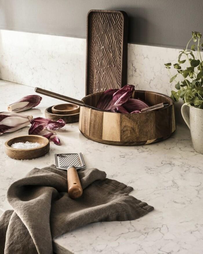 Höstens inredningstrender 2021, trä i köket