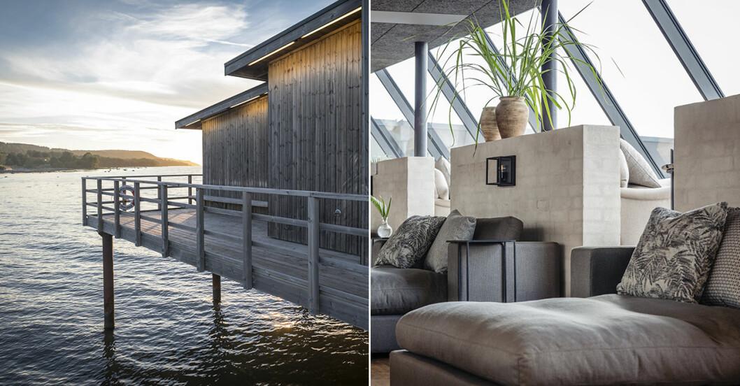 Hotel Skansen i Skåne är ett hett resmål i resemagasinet Condé Nast