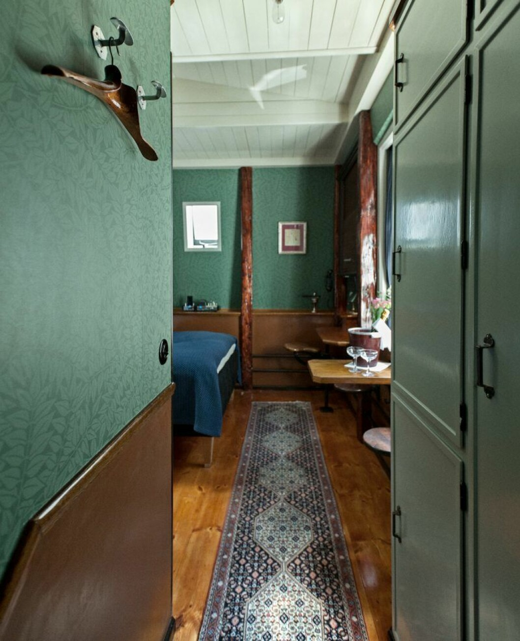 Hotell Central och cafe köpenhamn interior