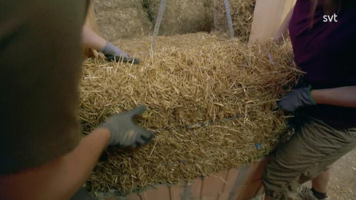 Husdrömmar säsong 8 avsnitt 9, hus av halm och lera