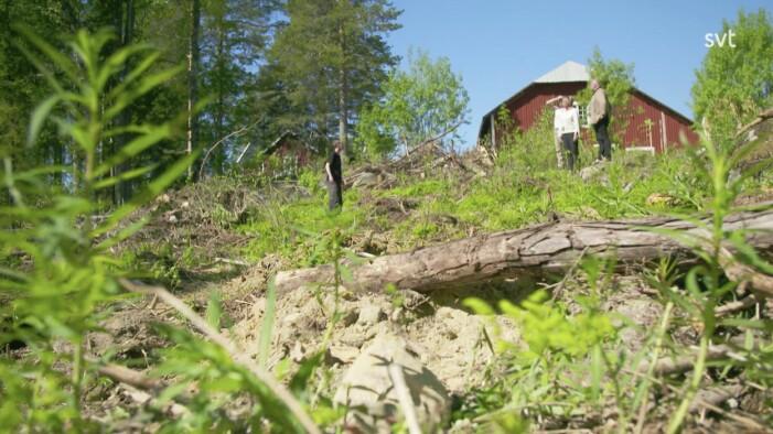 Husdrömmar säsong 8 avsnitt 9, Erik och Laura bygger halmbalshus i Kassjö