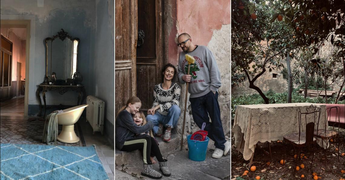 Husdrömmar Sicilien säsong två har premiär på SVT och SVT Play den 30 september 2021