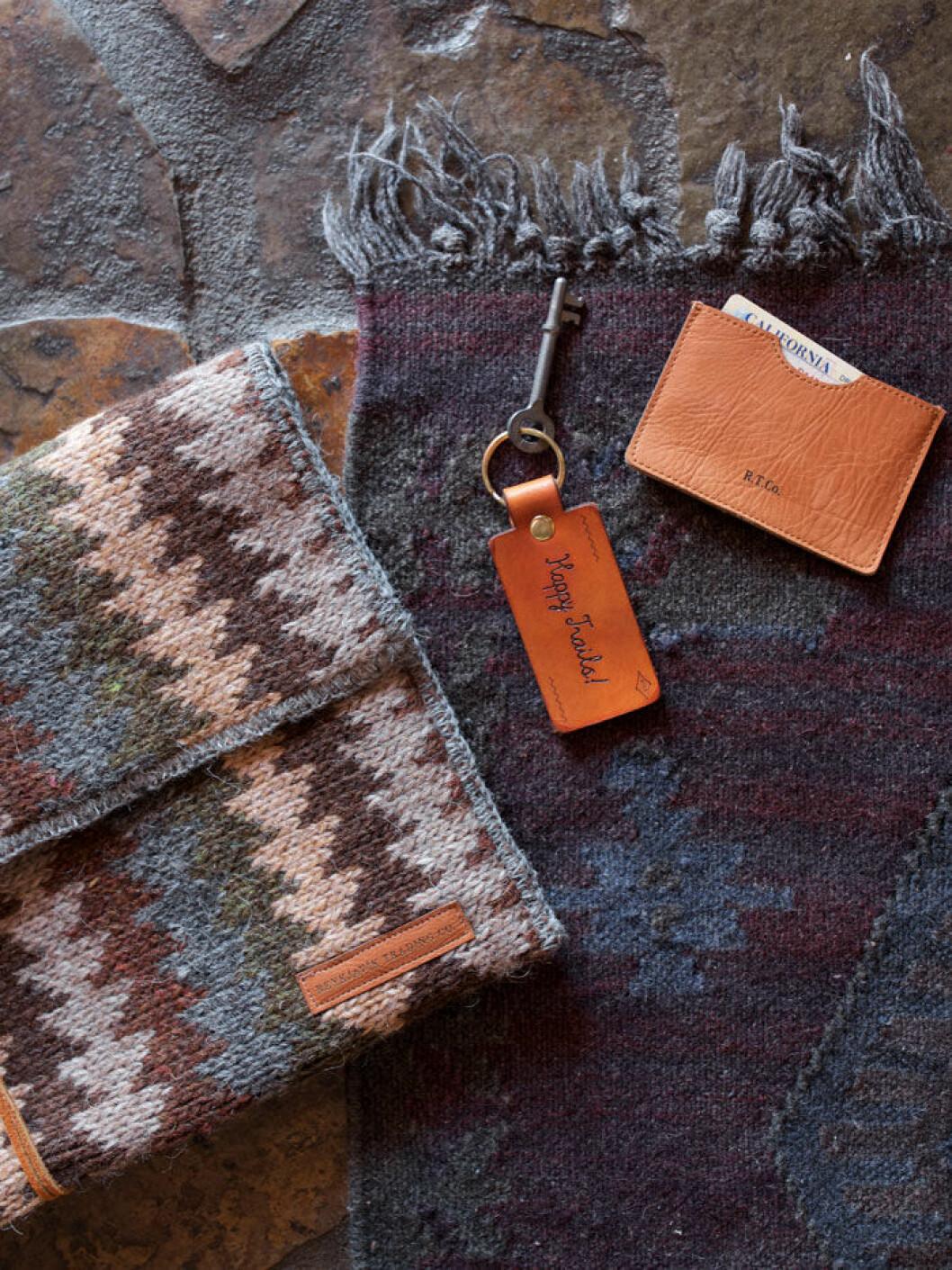 Förkläde, ipadfodral och mindre accessoarer för Reykjavík Trading Co.