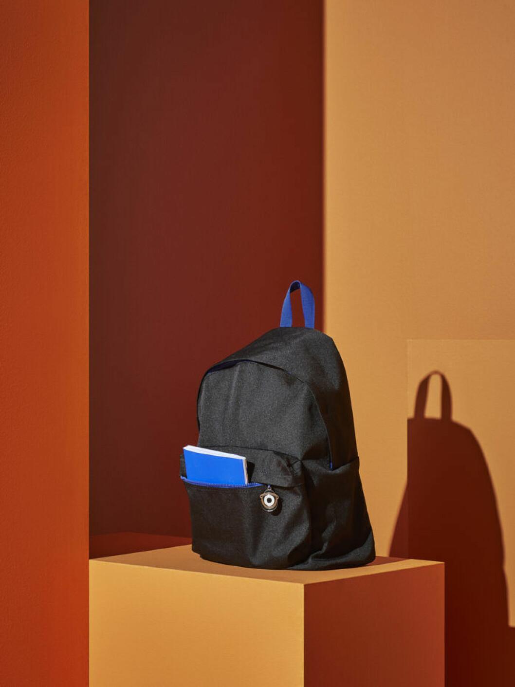 Ryggsäck av I samarbetet med Ikea och varandra har Sarah Andelman och Craig Redman.