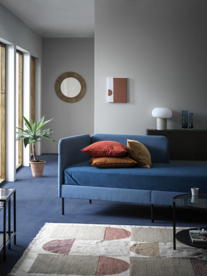 Sängstomme Blåkullen, Ikea höstnyheter 2021