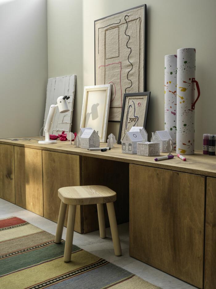 Kartongstad Måla, Ikea höstnyheter 2021