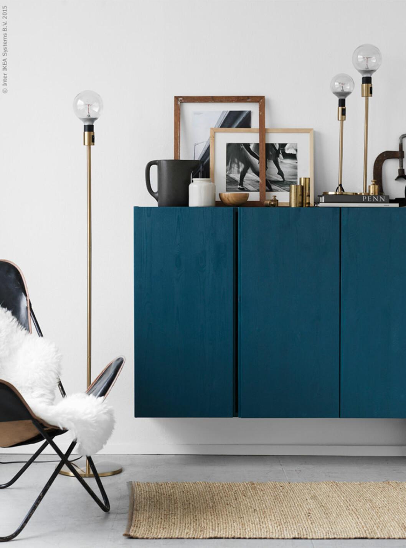 Ikea-hack med Ivar-skåp